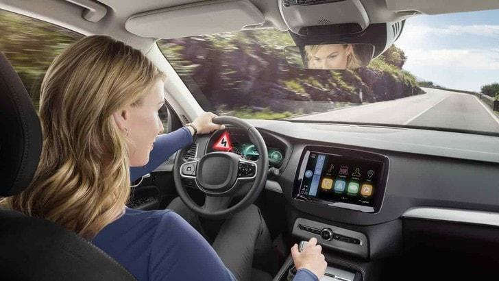 Bosch per le auto: arrivano i display in 3D FOTO