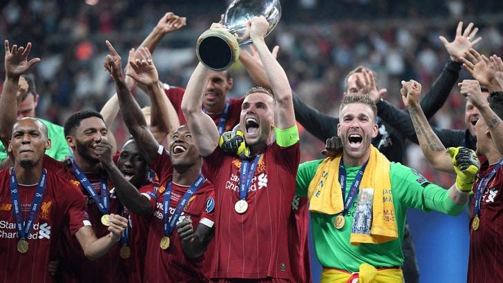 Il Liverpool conquista la Supercoppa Europea. Chelsea ko ai rigori