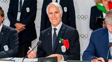"""Malagò, intervista esclusiva: """"Olimpiadi a rischio. danni incalcolabili!"""""""