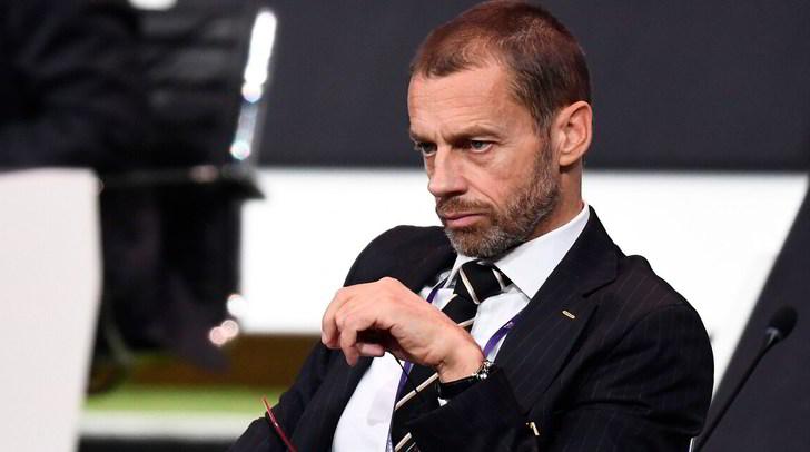 Uefa, lettera di Ceferin a Agnelli e Olsson: incontri rinviati