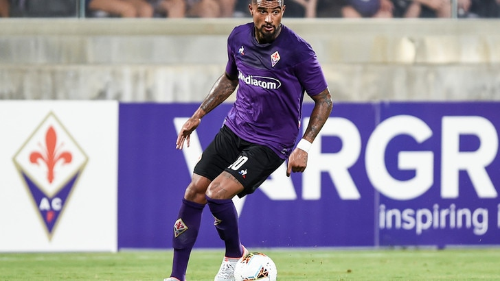 Fiorentina, ecco i nuovi numeri: il 10 a Boateng, Lirola prende il 21