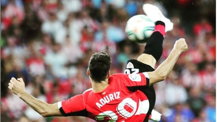 Aduriz stende il Barça con un capolavoro e promette: «Athletic, così fino alla fine»