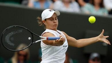Cincinnati, la Barty vola in semifinale. La Keys elimina Venus Williams