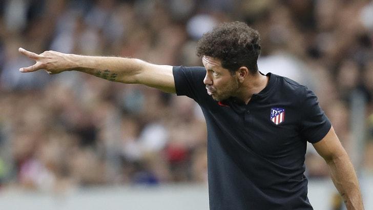 """Milan, Simeone non molla Correa: """"I migliori restano all'Atletico"""""""