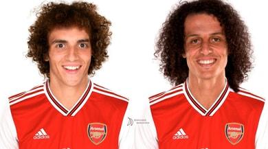 David Luiz e Guendouzi: l'Arsenal si fa meme