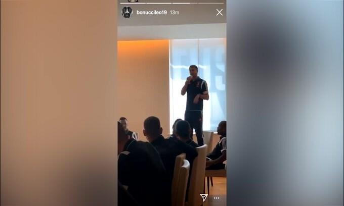 Juve, ecco Ramsey il cantante!