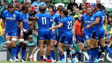 Rugby, l'Italia travolge la Russia: 85-15