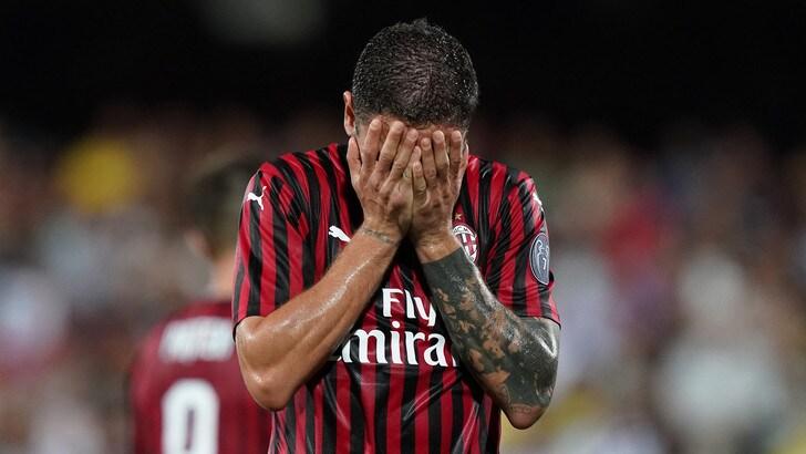 Milan fermato dal Cesena: 0-0 al Manuzzi
