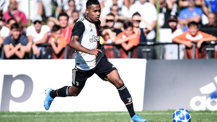 Juve, Alex Sandro: