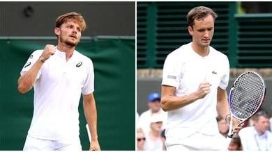 Cincinnati, Medvedev batte Djokovic e sfida Goffin in finale