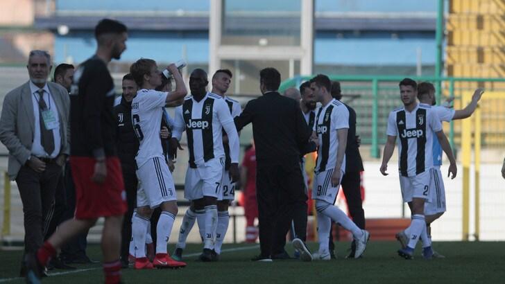 Coppa Italia Serie C, Juve U23 avanti dopo il 3-3 con la Reggio Audace