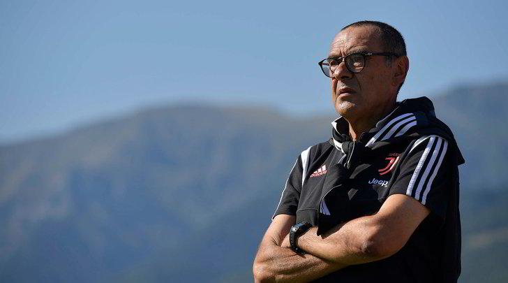 Juve, ecco la probabile formazione di Sarri per il Parma