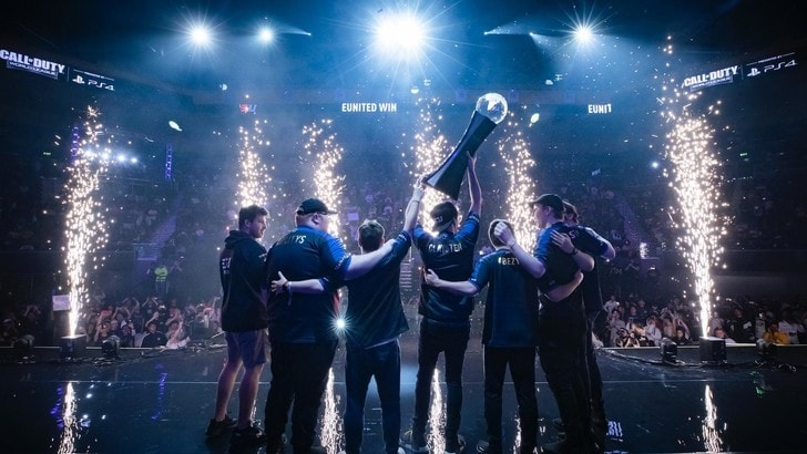 EUnited campioni del mondo di Call of Duty