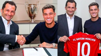 Coutinho al Bayern, che sorrisi con Salihamidzic
