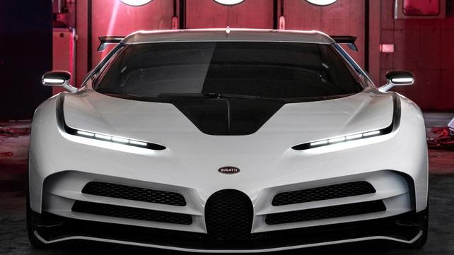 Bugatti Centodieci: FOTO
