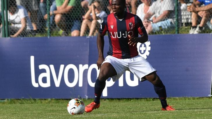 Donsah, ufficiale: dal Bologna in prestito al Brugge
