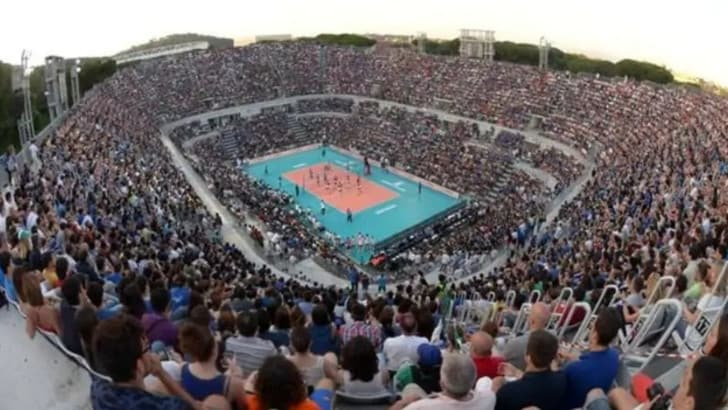 Decisi i tabelloni del Rome Beach Volley Finals