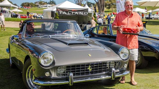Ferrari 250 GT II Cabriolet: tutte le immagini