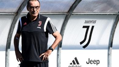 Juventus, Sarri: gli accertamenti confermano la polmonite