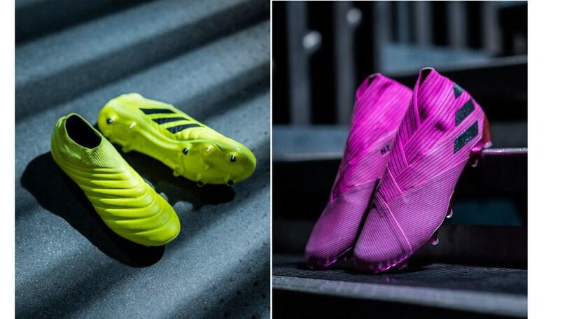 I nuovi colori adidas ai piedi di Pogba, Dybala e Messi