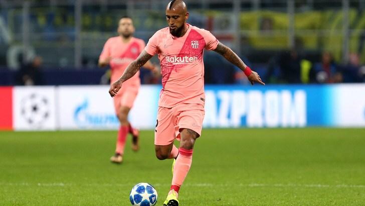 Inter, Conte pressa per Vidal e Llorente