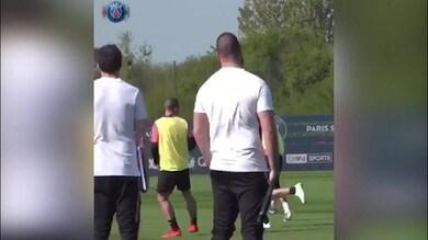 Psg disponibile a cedere Neymar al Barcellona