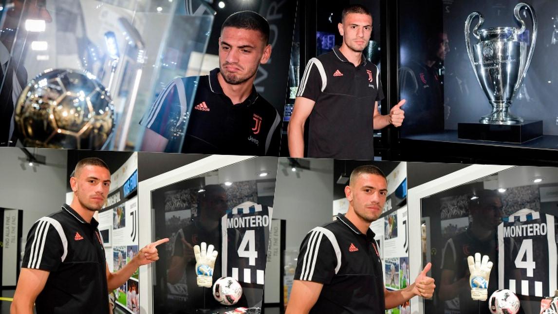 Demiral a casa Juve tra Pallone d'Oro, Champions e la 4 di Montero