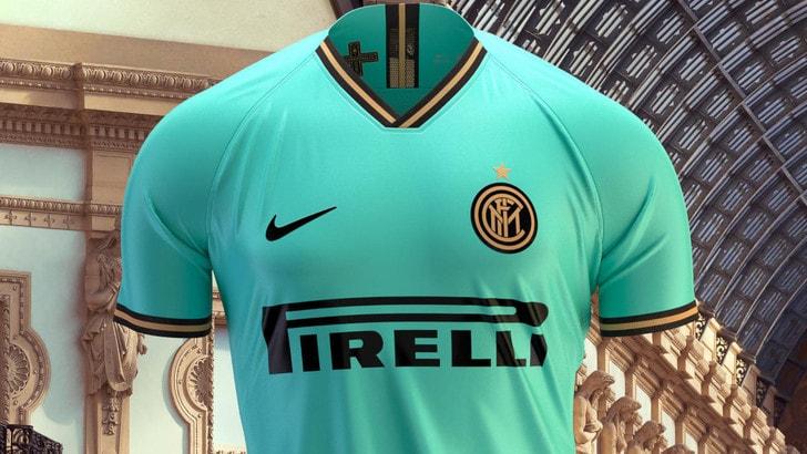 Lukaku indosserà anche la maglia color acquamarina