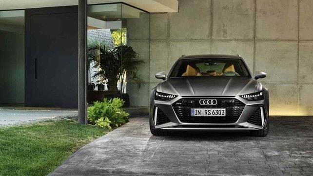 Audi RS 6 Avant, tutte le immagini