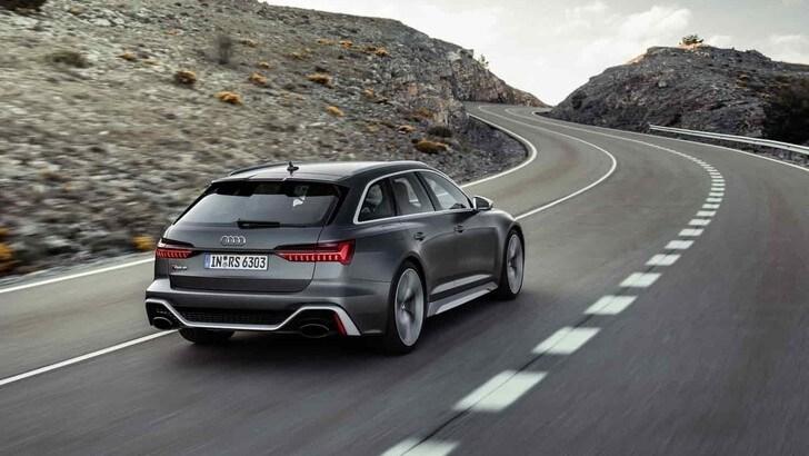Audi RS 6 Avant, ecco la quarta generazione