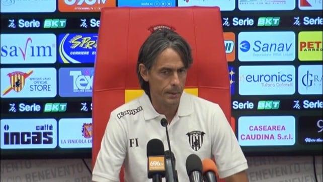 """Filippo Inzaghi: """"Dobbiamo migliorare, ma sono fiducioso"""""""