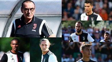 Parma-Juve, la probabile formazione di Sarri: freccia Douglas Costa, Rabiot la novità