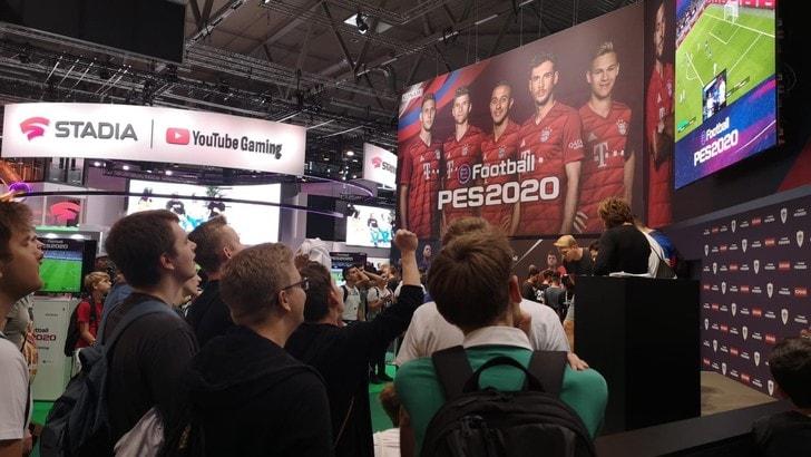 Konami alla conquista dell'Europa: firmata l'intesa con la UEFA per Euro2020