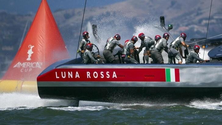 Luna Rossa, slitta a fine settembre la presentazione della barca