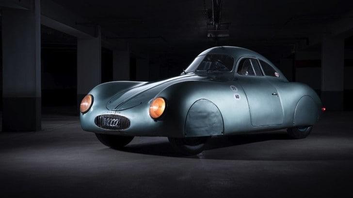 Porsche Type 64: per un errore di pronuncia l'asta va nel caos