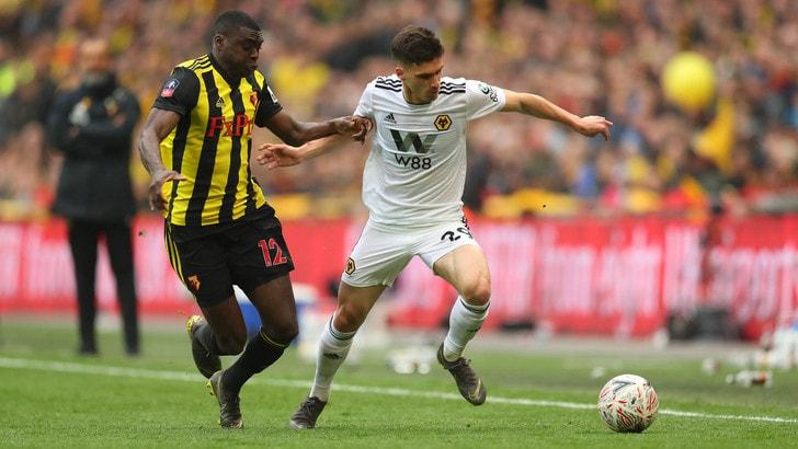 Udinese, dal Watford Sema in prestito