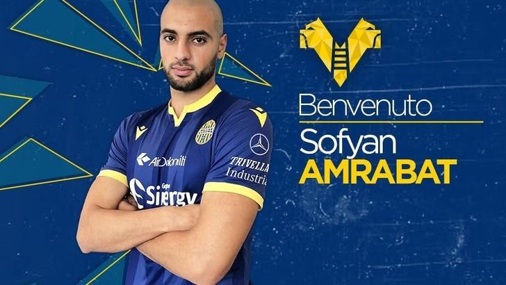 Verona, Dal Brugge arriva Amrabat in prestito