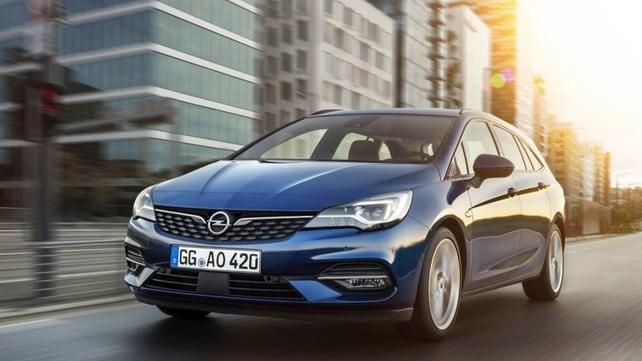 Opel Astra, al Salone di Francoforte con un nuovo look