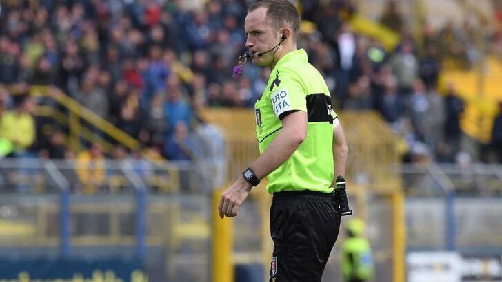 Serie B, prima giornata: tutte le designazioni arbitrali
