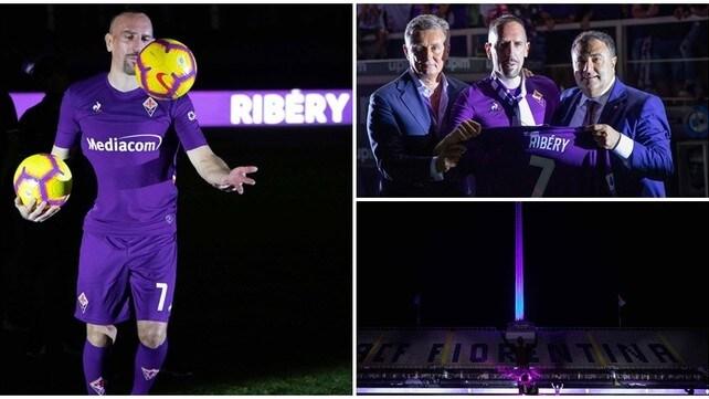 Fiorentina pazza di Ribery: che spettacolo al Franchi!