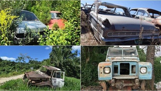 Abandonedcar, sui social impazzano le auto abbandonate