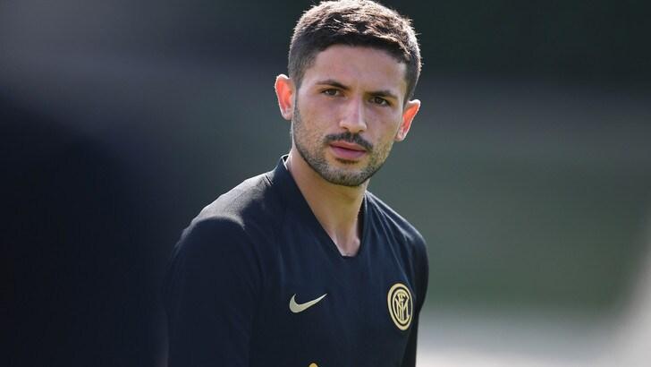 """Inter, Sensi: """"Conte? Mentalità vincente, mi trovo bene"""""""