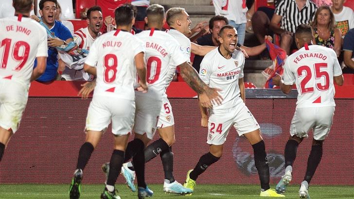 Liga: Siviglia di misura, il Levante stende il Villarreal