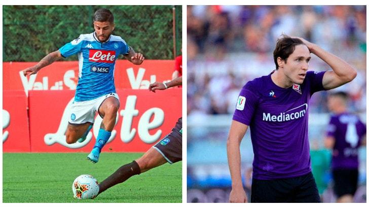 Diretta Fiorentina-Napoli ore 20.45: come vederla in tv e formazioni ufficiali