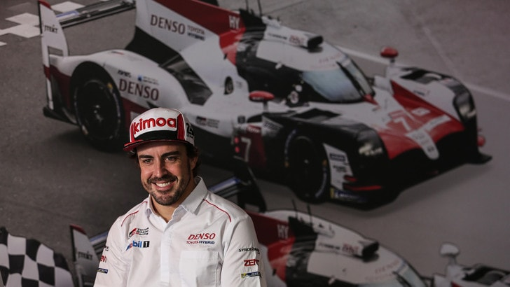 Rally: Alonso, primi test con Toyota in Namibia