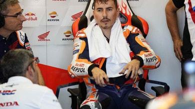 Gp Silverstone, Lorenzo: