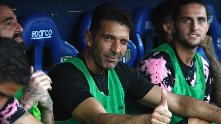 Buffon interprete per Rabiot