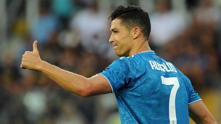 Juve, Ronaldo:
