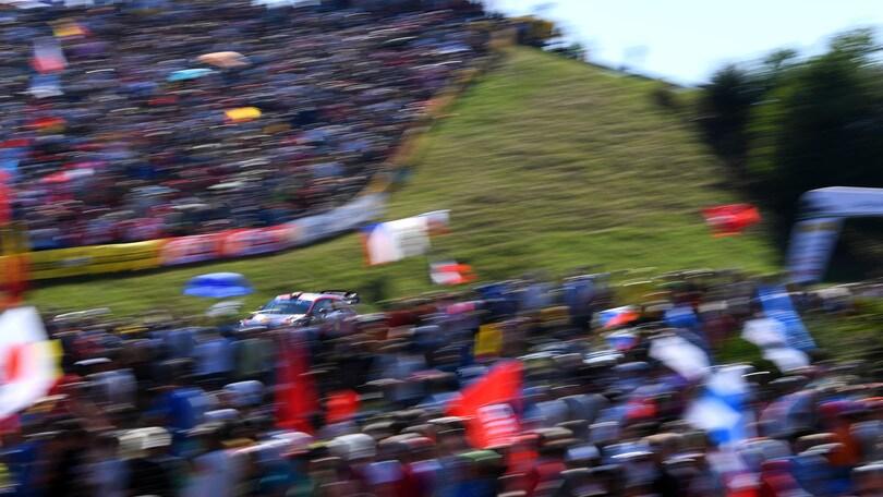 Rally, Germania: vittoria per Tanak, secondo Meeke
