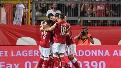 Perugia-Chievo, a Marcolini non basta Meggiorini: termina 2-1